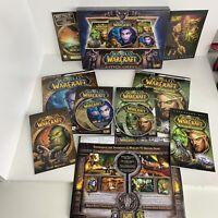 World Of Warcraft Battle Chest Burning Crusade Box Set PC Game Set Blizzard WOW