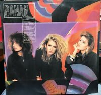 BANANARAMA SELF TITLED LP 1984 LONDON 820036 RECORD CLUB EDITION INNER