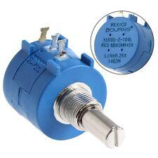 3590S-2-104L 100K Ohm Precision Multiturn Potentiometer  Resistor Adjustable New