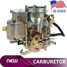 New 2 Barrel Carter MOPAR Carburetor For 1966-73 Dodge/Plymouth 273-318 Engines