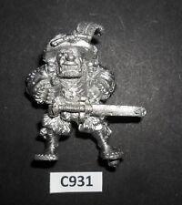 Warhammer Citadel marauder Metal Imperio ogro mercenario héroe imperial de MS4 C 931