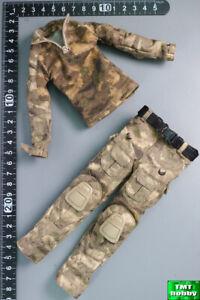 1:6 Scale DAM DMS015 PLA Navy Marine Gunner Ms Li - Female Combat Shirt & Pants