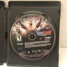 WWE SmackDown vs. Raw 2011 PS3 Video Games Tested