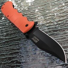 "8.5"" MTECH Spring Assisted Tactical Drop Point Folding Pocket Knife Open Switch"