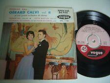 GERARD CALVI ET SON GRAND ORCHESTRE VOL.11.PREMIER BAL/CETTE NUIT-LA/SOUVENIRS..