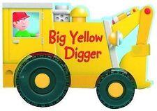 Big Yellow Digger (Wheelie Board), Igloo Books Ltd, 1845613627, New Book
