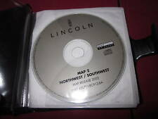 2002 2003 Lincoln Navigation DISQUE CD North South West 2