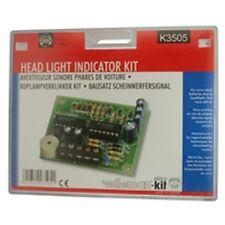 Velleman Car Light Warning Alarm Electronic Project Kit