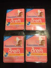 (4) Dreft Detergent Travel Sink Packets 3 Count Per Packet by Dreft
