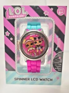 NEW LOL Surprise - Spinner LCD watch L.O.L