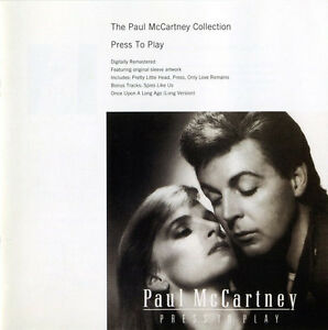 PAUL MCCARTNEY COLLECTION - PRESS TO PLAY RARE CD Jewel Case+GIFT The Beatles