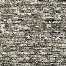Vollmer kit 46035 NEW HO STONE WALL  EMBOSSED CARD SHEET 250X125MM
