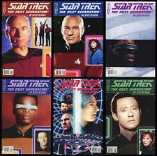 Star Trek The Next Generation The Space Between Comic Set 1-2-3-4-5-6 Lot IDW