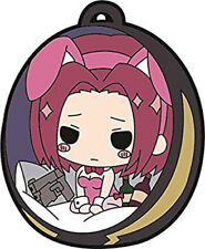 Code Geass Kallen Rubber Egg Phone Strap Anime Manga NEW