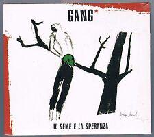 GANG IL SEME E LA SPERANZA CD F.C.  SIGILLATO!!!