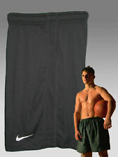 Nike Men's Fit-dry Long Gym Fitness Basketball Shorts Black M