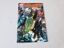 "Mars Attacks Transformers #1 ""Spike"" Variant"