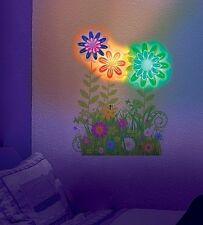 Wall Flower Lights various light settings Girls Game patio Luau Dorm Rooms