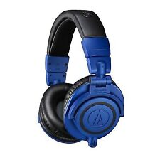 Audio-Technica ATH-M50X BB Limited Edition Headphones - Black/Blue