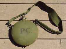Spanish American War SpanAm Philippine Constabulary Canteen w/ Shoulder Strap