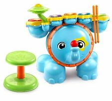 Toddler Drum Toy Set Sound Musical Instrument Light Educational Motor Skills New