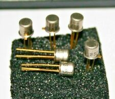 to-39 NOS ITT 10x bc361-6 transistor silicio