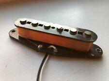 1981 Vintage Fender USA Stratocaster Strat Bridge Middle Neck Pickup 5.67k Ohms