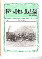 JI Case Company History, Steam Power on Farm, 60HP Geiser Engine, Iron Men Album
