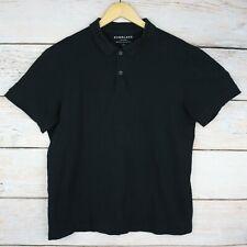 Everlane Men's Large Black Polo Shirt
