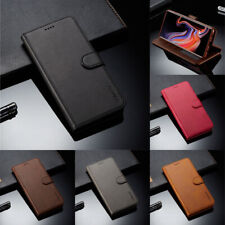 For Samsung Galaxy Note 20 Ultra 10 9 8 Magnetic Flip Leather Wallet Case Cover