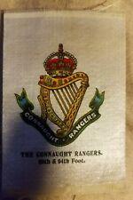 Vintage Tobacco silks silk The Connaught Rangers