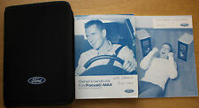 FORD FOCUS C-MAX HANDBOOK OWNERS MANUAL 2003-2007 PACK 10222