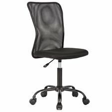 Mid Back Mesh Ergonomic Computer Desk Office Chair 16.7 inches W x 21.7 inches