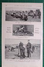1900 BOER WAR DEERHURST MATCH RIFLE SCHOOLBOYS SHOOTING ASHBURTON SHIELD