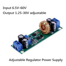 10A Dc-Dc 6.5-60V to 1.25-30V adjustable converter step down module Hl