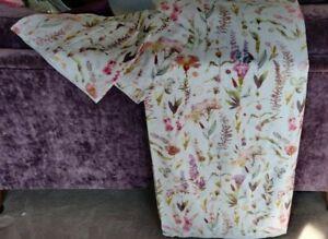 Marks & Spencer Kingsize 100% Cotton Duvet Cover + 2 Matching Oxford Pillowcases