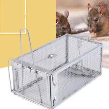 Mouse Rat Trap Cage Mousetrap Live Animal Pest Rodent Mouse Control Bait Catch