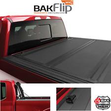BAK FLIP MX4 Folding Hard Tonneau Cover 2015-2019 Silverado 2500 3500 6.6' Bed