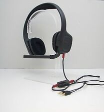Plantronics Gamecom 307 Binaural Noise-Canceling Gaming Computer Analog Headset