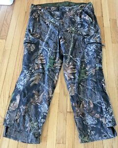 Browning Men's Camo Lined Hunting Pants Pre-Vent 2XL 44x32 Model 302-696