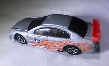 Hot Wheels 2000 First Editions HOLDEN  #081 - Silver, 5 spoke SS Commodore