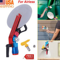 For Sprayly Pro Paint Color Separation Trimmer Baffle Spray Guide for Airless