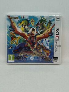 Monster Hunter Stories - Nintendo 3DS - NEW SEALED - PAL EUROPEAN - FREE 1C DEL