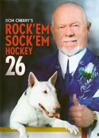 DON CHERRY S ROCK  EM SOCK  EM HOCKEY 26 (DVD)