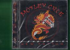 MOTLEY CRUE - NEW TATTOO CD  NUOVO SIGILLATO