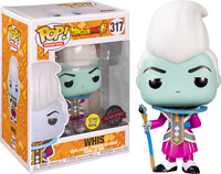 WHIS GLOW GITD Dragon Ball Super DBS Funko Pop Vinyl New in Box