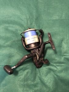 Shimano Baitrunner 6500b. Used, Cleaned, and Lubed