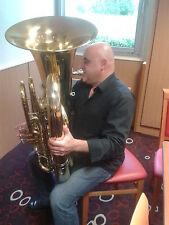 Tuba en ut NAUTILE neuf 4 pistons + étui et embouchure