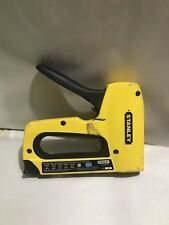 STANLEY Heavy Duty Staple Gun Brad Nailer TR150 made with AIRCRAFT ALUMINUM