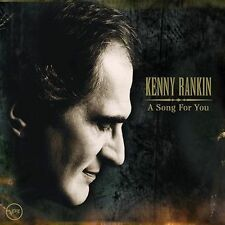 KENNY RANKIN - A Song For You, Scarce 2002 CD, NEW, Sealed